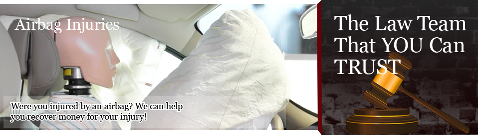 Airbag Injuries Attorney