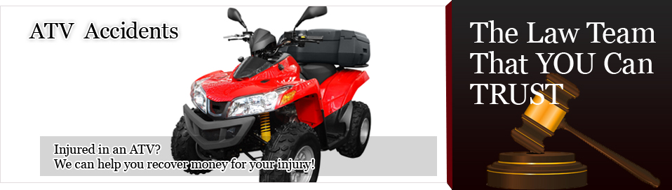 ATV / Motorcycle Accidents Attorney