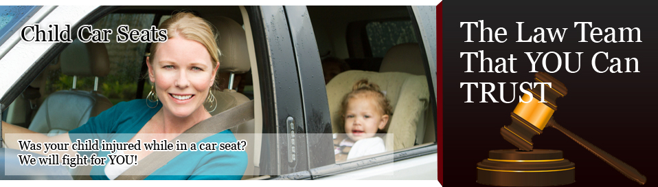 Child Car Seats Injury Attorney