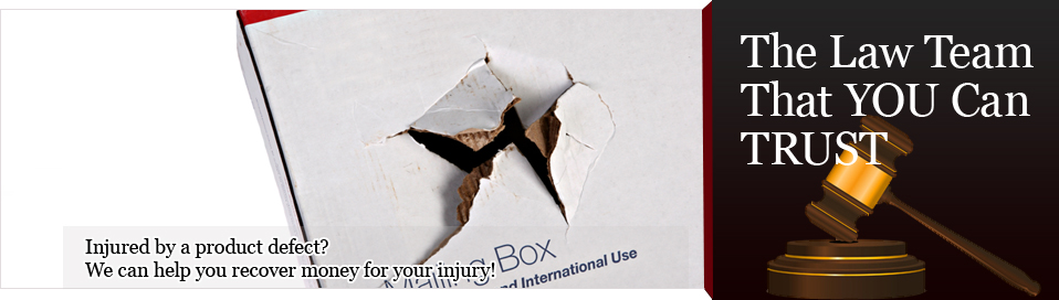 Product Liability Injury  Lawyer