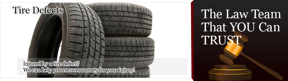 Tire Defects Injury Attorney